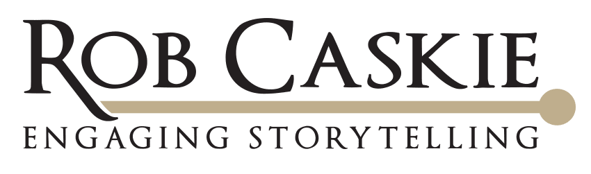 Rob Caskie | Story Teller, Keynote Speaker, Cultural Guide